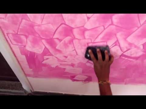 Asian Paints Interior Wall Digains Bedroom Pink Colour Youtube Asian Paints Interior Wall Paint Pink Color