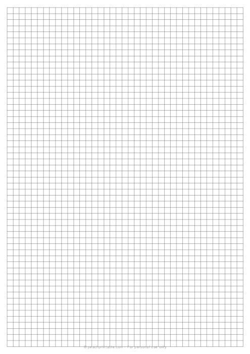 A4 1 5 Inch Grid Plain Graph Paper In 2021 Writing Paper Printable Paper Template Free Printable Free Paper Printables