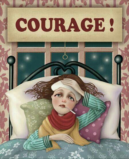 Bon courage !!