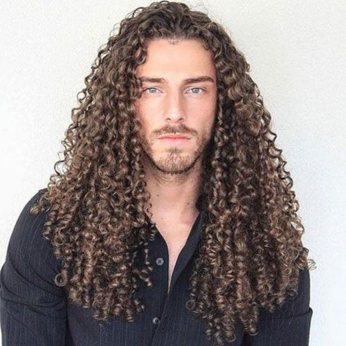 40 Best Perm Hairstyles For Men 2020 Styles In 2020 Permed Hairstyles Curly Hair Styles Long Hair Styles