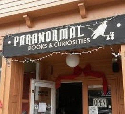 Paranormal Museum   Atlas Obscura