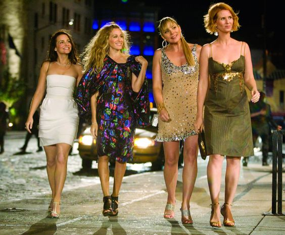 15 times Samantha Jones was the best dressed character in Sex and the City
