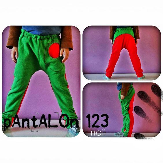 Diario de Naii- pantalon 123