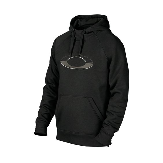 oakley online training  oakley conquest training hoodie in jet black