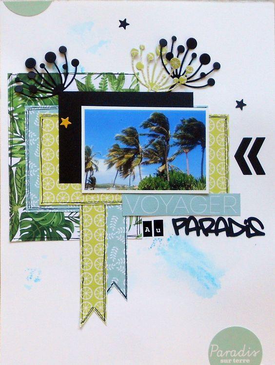 scrap au Paradis