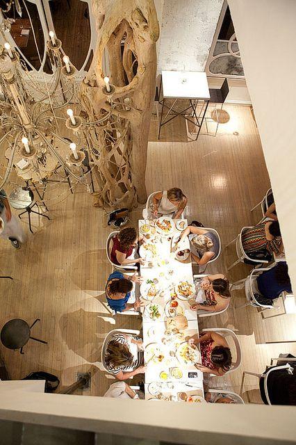 Brunch Kitchens And New York On Pinterest