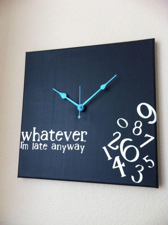 Whatever I