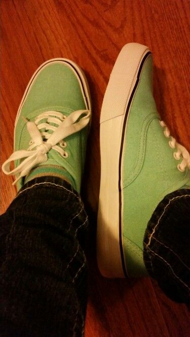 Got these today!!! Mint ripoff of vans