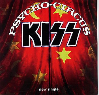 """For Sale - Kiss Psycho Circus Mexico Promo  CD single (CD5 / 5"""") - See this and 250,000 other rare & vintage vinyl records, singles, LPs & CDs at http://eil.com"""