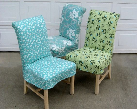 chair slipcover pdf format sewing pattern tutorial chair slipcovers