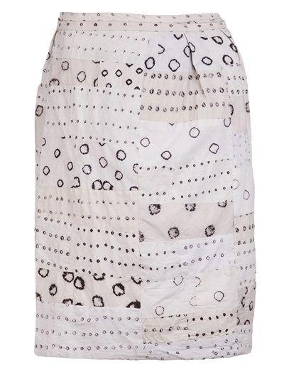 DOSA - Printed wrap skirt 6
