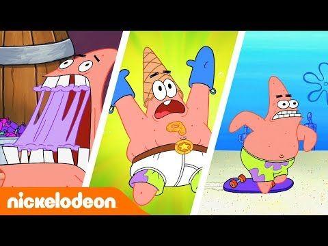 Bob Esponja Momentos Estrella España Nickelodeon En Español Youtube En 2020 Nickelodeon Bob Esponja Fondo De Bikini