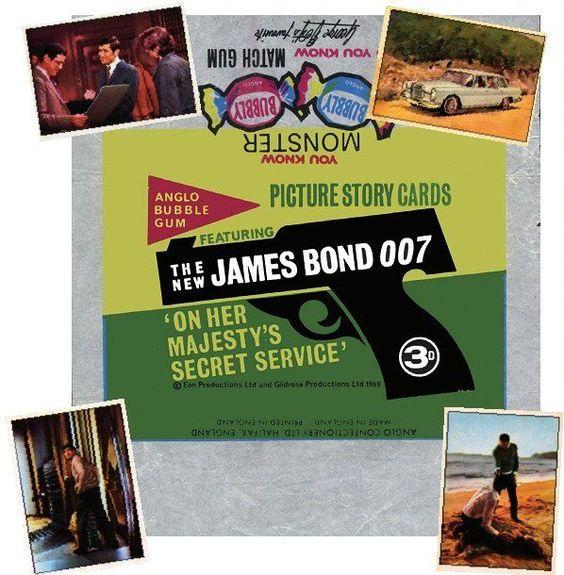 #007 #JamesBond