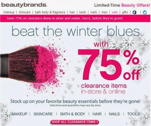 Deborah Lippmann polishes for $4 and other great deals at Beauty Brands