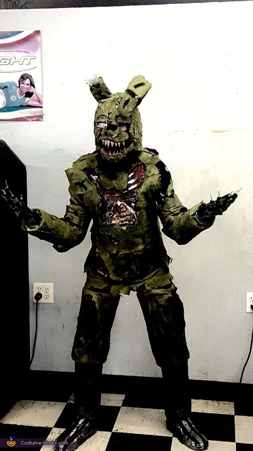 Five Nights at Freddy/'s Freddy Costume Medium Adult FNAF Licensed Halloween