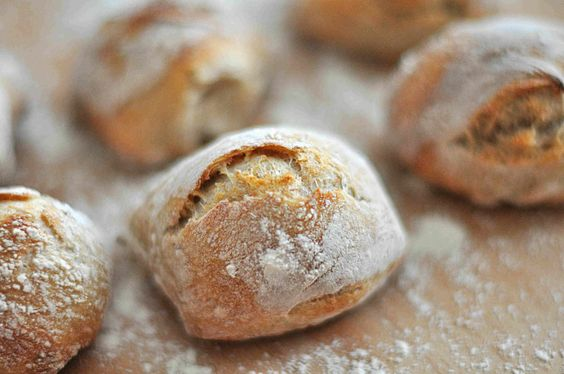 **Foolproof Sourdough Rolls - a favorite for sure. So simple. You can't eat just one! :)