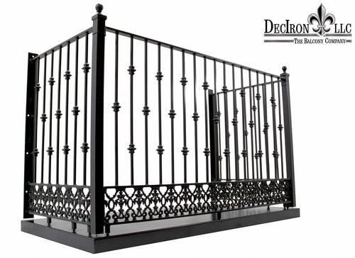 Ecuadorian Knuckle True Balcony Choose Your Deck S Width And