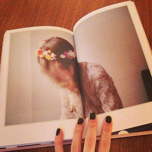 Unhas das famosas: manicure das celebridades - Alexa Chung