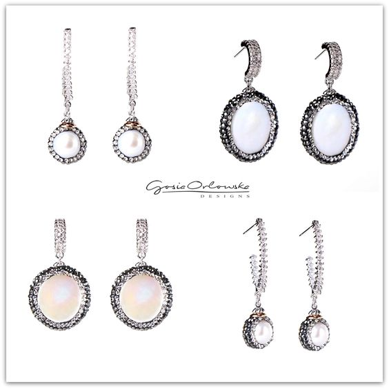 Our upcoming pearl earring sets for the modern women who desire for the creative taste in their fashion. Pearl is one of the fashion jewellery trends for next season SS16. So, we want to present these exclusive jewelry items to our stylish clients all over the world. Stay with us for its arrival update.  :)