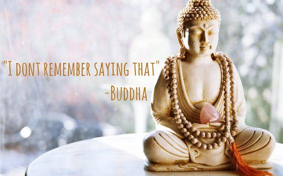 Buddha Memes - fake-buddha-quotes