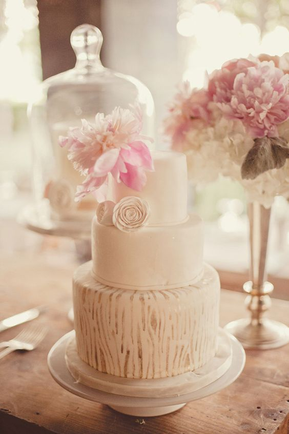 Wooden look cake. Layered Bake Shop.
