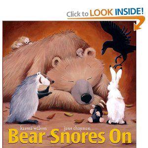 hibernation story-funny