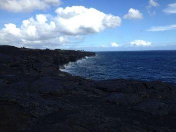 Lava and the Coast