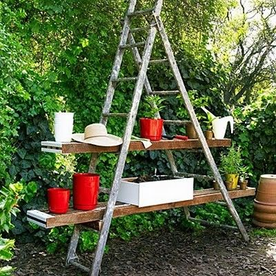 41 Awesome Potting Stations For Every Gardener | Shelterness