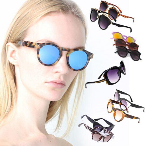 Genießt die sonnigen Momente - mit Sonnenbrillen von lesara.de.