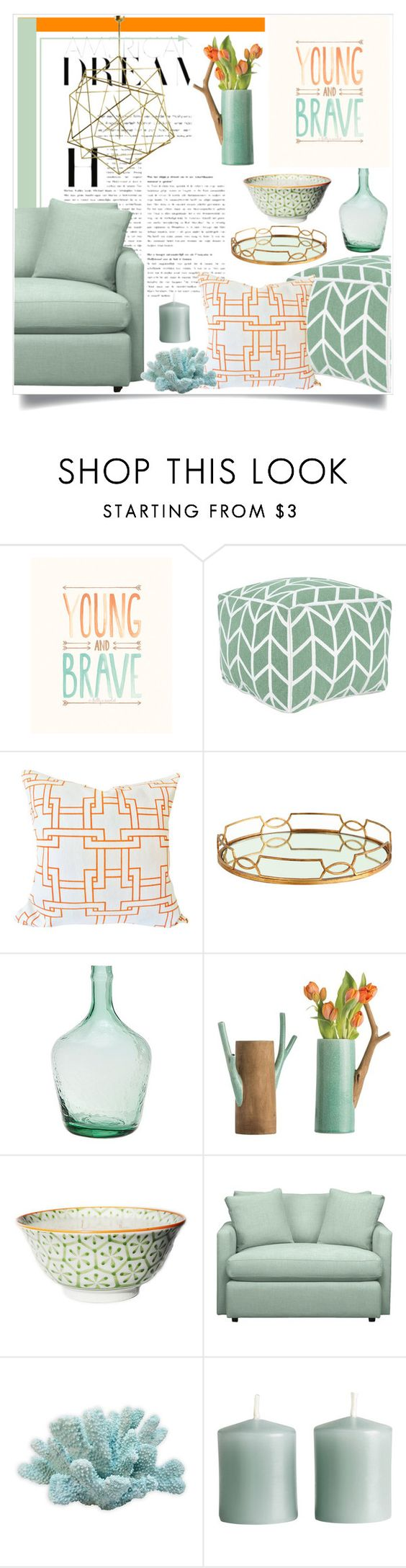 Threshold home decor shop for threshold home decor on polyvore - Interior Decorating Young And Brave By Southernpearldesigns Liked On Polyvore Featuring Threshold