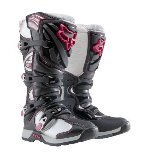 Canada Goose down sale store - Fox Racing Comp 5 Ladies Boots Ladies Size 8 Black/Pink Fox Racing ...