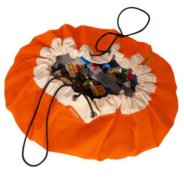 Orange Crush Swoop Playmat