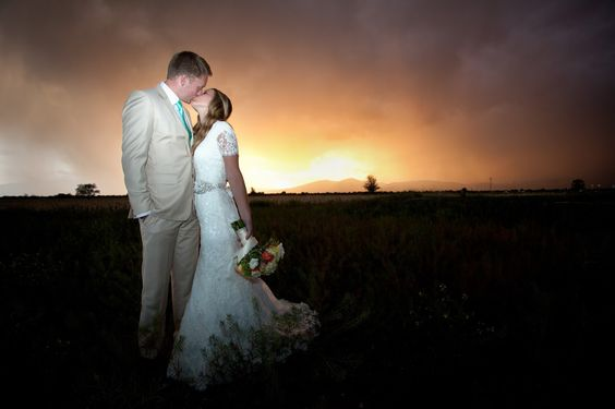 We are so excited to show you photos of Shayla, one of our lovely Brides, and her dreamy husband on their Wedding Day.     Shayla looks a...