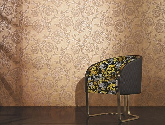 Versace Wallpaper at eurowalls Versace Wallcoverings at - bubble sofa von versace