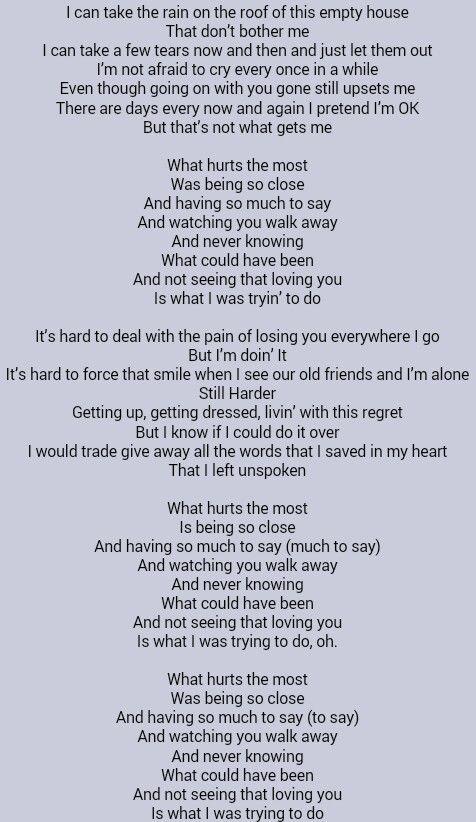 Lyrics ~ Movin\' On, Rascal Flatts | Music & poetry | Pinterest ...