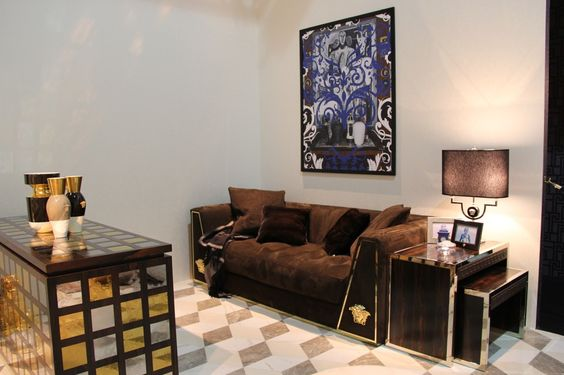 versace home showroom Places and Spaces Pinterest Versace
