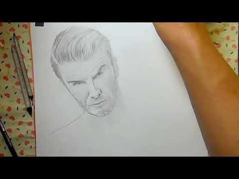 Cara Menggambar Wajah Dengan Pensil Youtube Melukis Wajah Menggambar Wajah Cara Menggambar