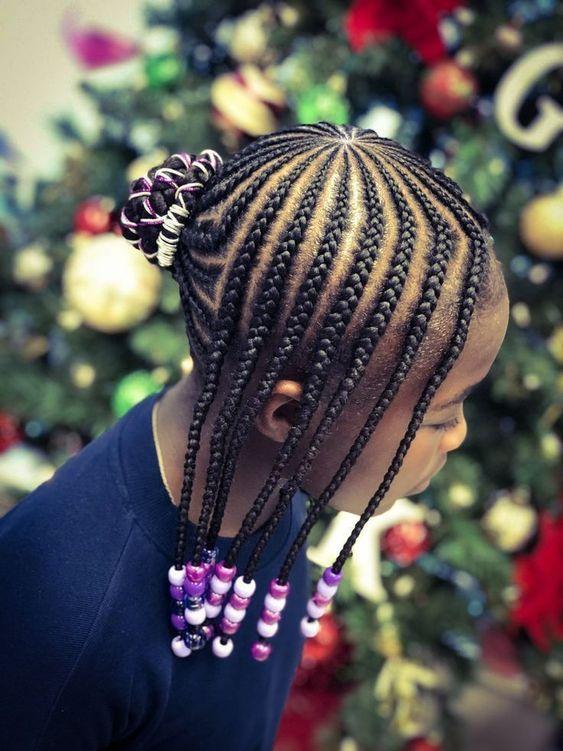 Tresses Africaine Une Coiffure Mixte In 2020