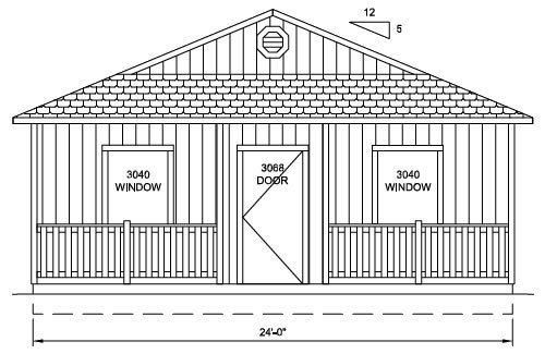 Front Tuff Shed Cimarron Cabin Shell 720 Square Feet 1 Bedroom 1 Bath 1 Story The Cimarron Is 24 Wide X 30 Deep Not Inc In 2020 Tuff Shed Small House Shed