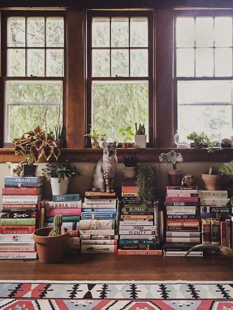 Descubra Como Decorar com Livros! - A CASA DELAS