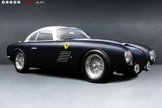 Ferrari 250 GT Zagato, 1957