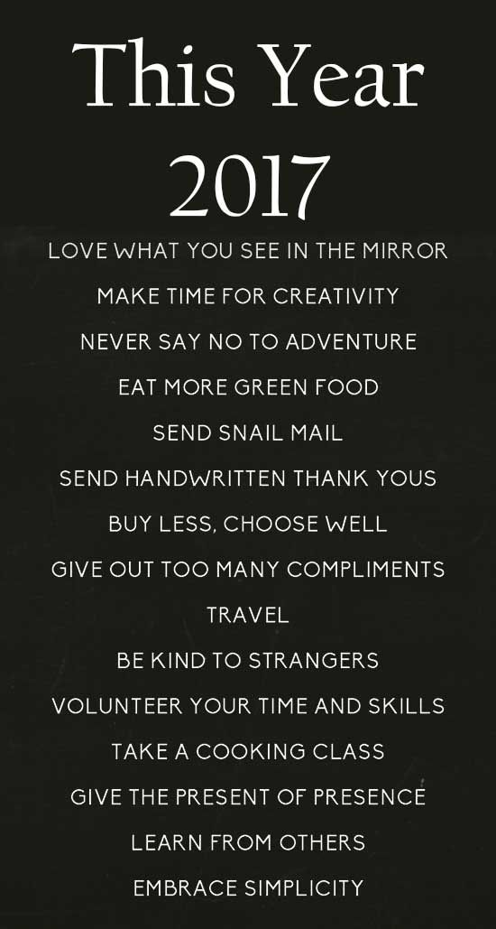 I love this..love what you see in the mirror: