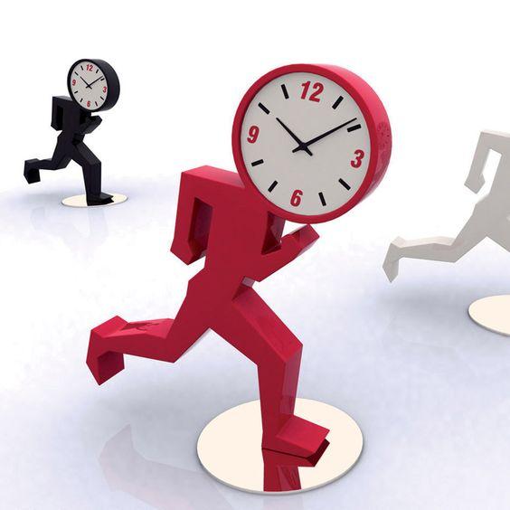 Running table clock.  #tableclock