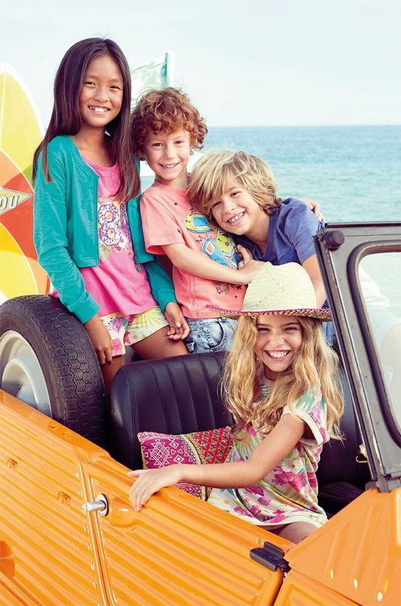 BÓBOLI apresenta coleção criança primavera/verão 16 | ShoppingSpirit
