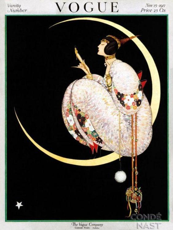 Винтажные обложки Vogue (часть 1: 1910-1930 годы), фото № 11