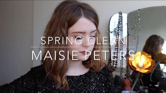 Spring Clean - Maisie Peters (Original)