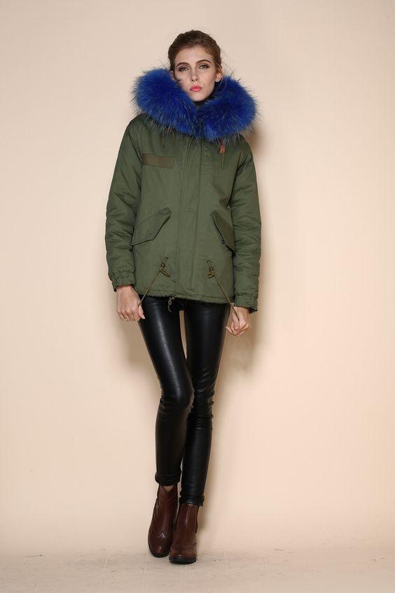 Aliexpress.com : Buy fur coats mr mrs furs on line shopping deep