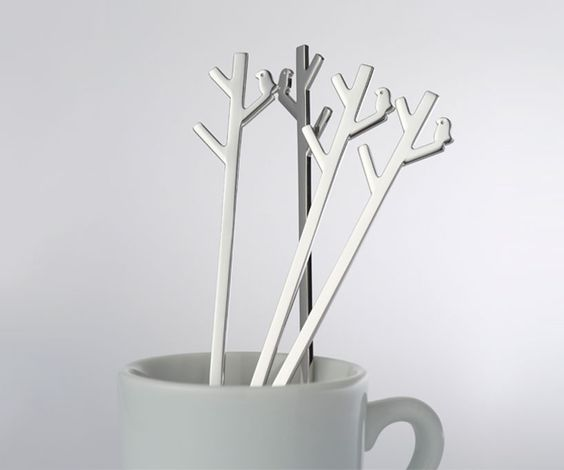 FOREST SPOON, a colher divertida. / Nendo