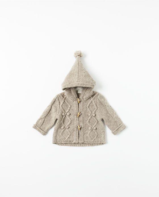 Image 1 de Veste à capuche de Zara