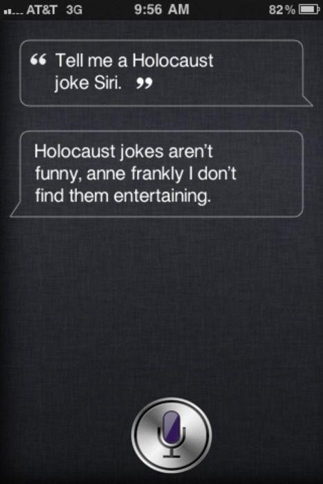 Siri rocks!